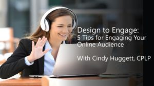 Design to Engage: 5 Tips for Engaging Your Online Audience