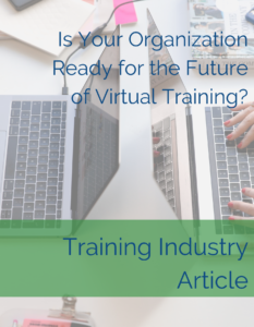 Is your organization ready for the future of virtual training_