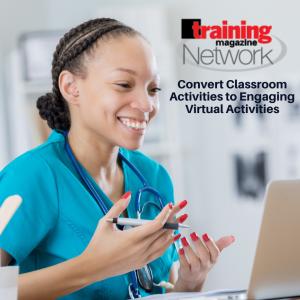 Convert Classroom Activities to Engaging Virtual Activities